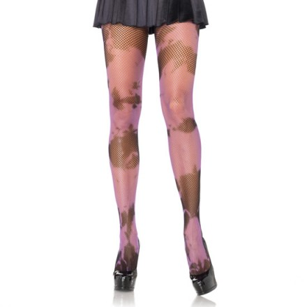 leg avenue panties de red efecto degradado lila