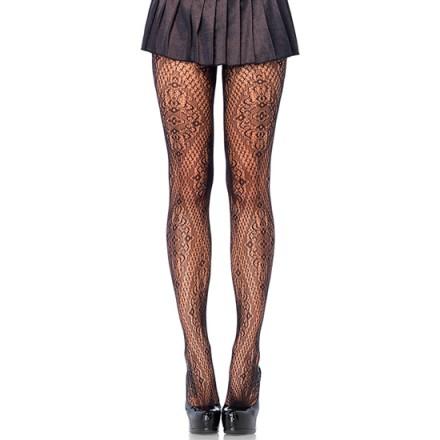 leg avenue panties de encaje florentino negro