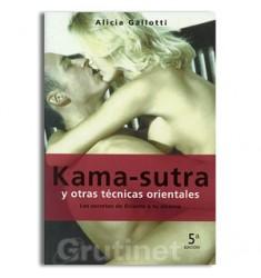 KAMA-SUTRA Y OTRAS TECNICAS ORIENTALES