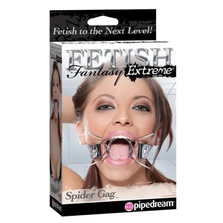 fetish fantasy extreme mordaza spider