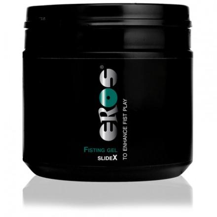 eros fisting gel lubricante superdeslizante 500 ml