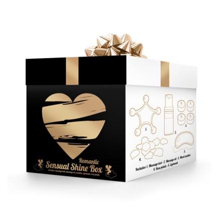 caja para regalar shine romantic sensual
