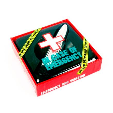 kit emergencia mini vibrador