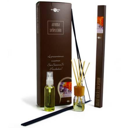sensaciones aroma seleccion miel de azahar y lavanda