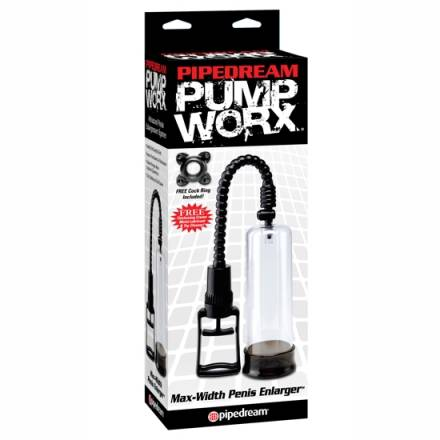 pump worx bomba de ereccion maxima amplitud
