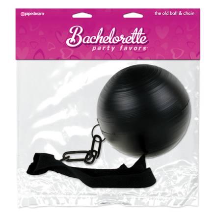bachelorette la vieja bola con cadena