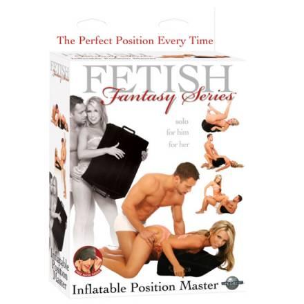fetish fantasy almohada hinchable posicion master