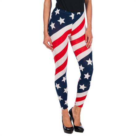 intimax legging usa red