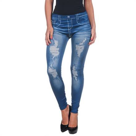 intimax dark jeans legging