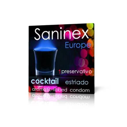 saninex cocktail estriado aromatico 1 ud