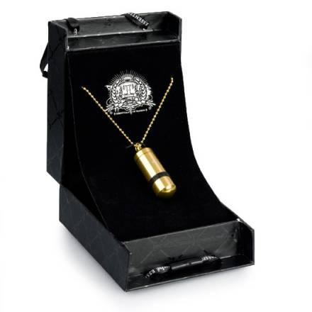 touche majesty collar con vibrador plata