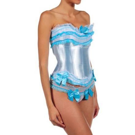 intimax corset diana azul