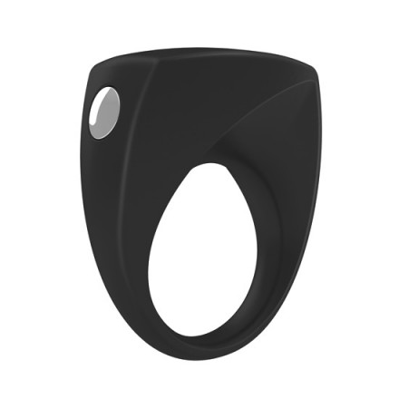 ovo b6 anillo vibrador negro