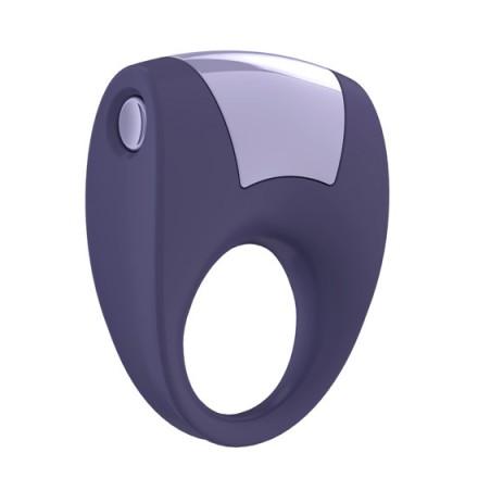 ovo b8 anillo vibrador lila