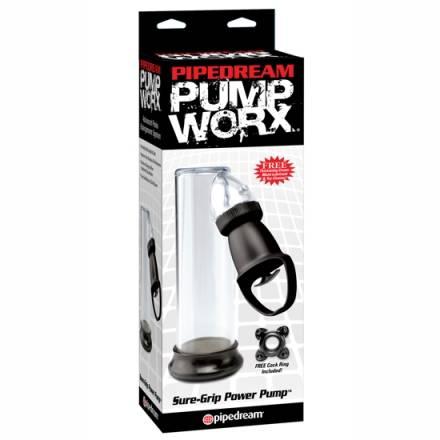 pump worx bomba de ereccion super prieta