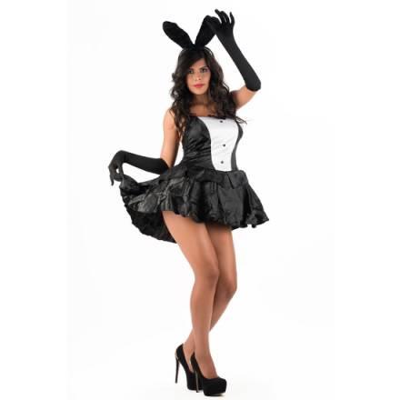 picaresque disfraz bunny laila negro
