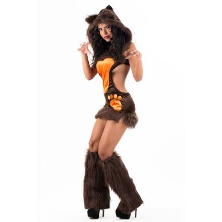 picaresque disfraz bear naomí marron