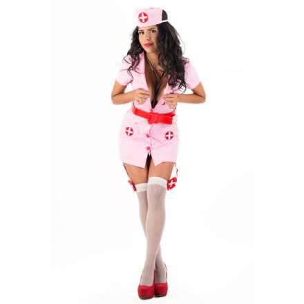 picaresque disfraz nurse jaira rosa