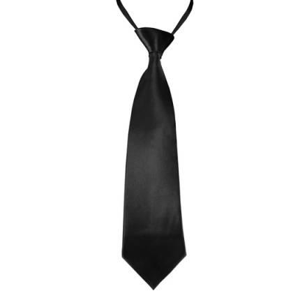 picaresque corbata elegant negro