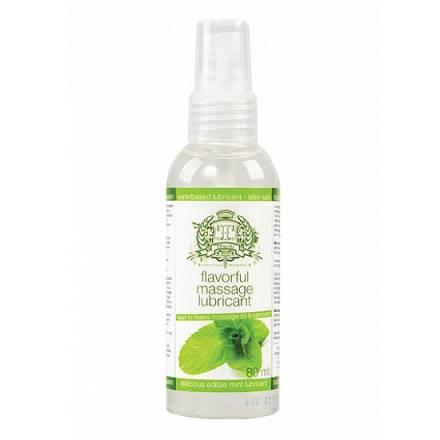 touche ice lubricante comestible menta 80 ml