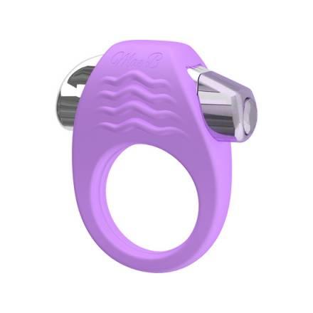 stylish anillo para el pene tacto suave rosa