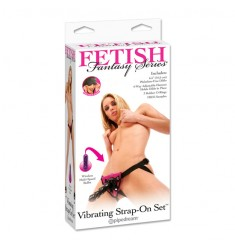 FETISH FANTASY SET DE ARNES VIBRADOR
