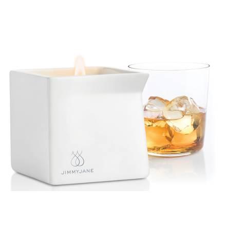 vela de masaje bourbon