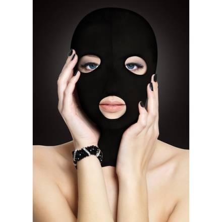 subversion mascara negro