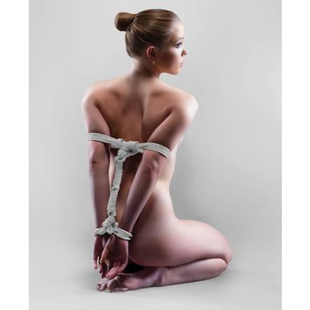 cuerda japonesa blanco