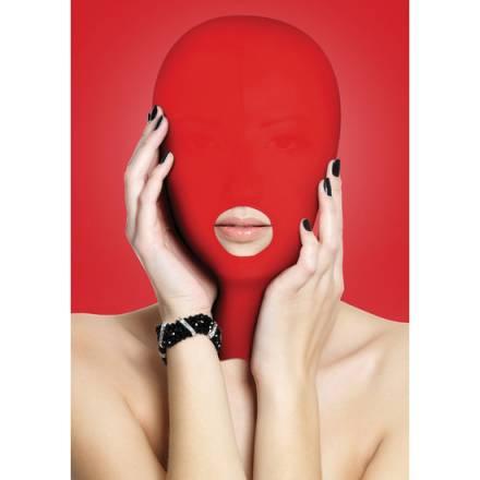 submission mascara blanco