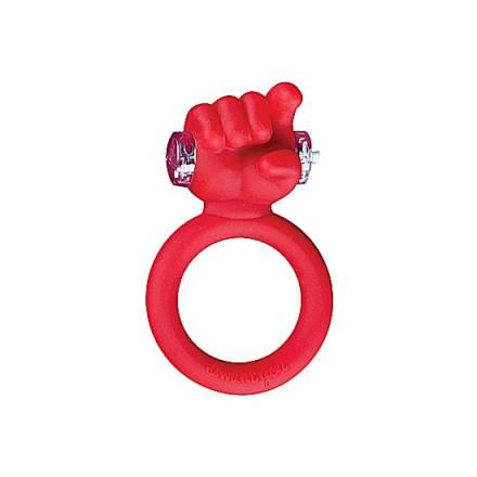i want you anillo para el pene rojo
