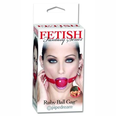 fetish fantasy mordaza rubi