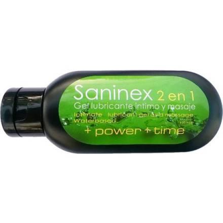 saninex lubricante power time 120 ml