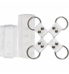 4PLAY LOVERS BONDAGE ATADURAS KIT