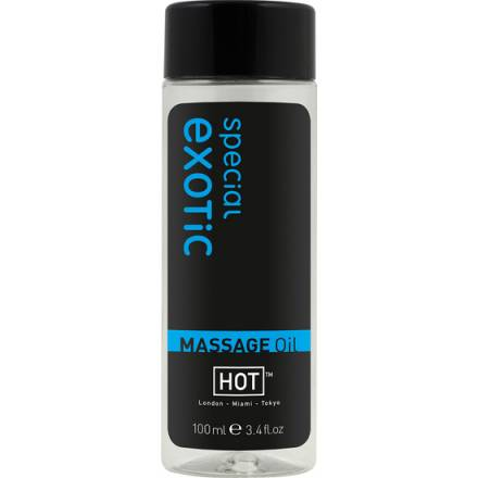 hot aceite de masaje exotico 100 ml