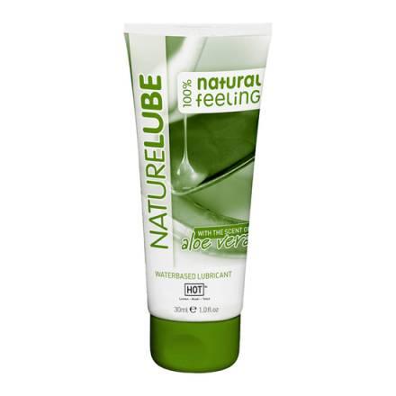 hot nature lubricante aloevera 30 ml