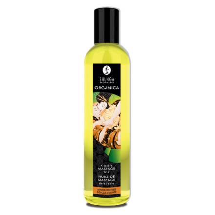 shunga aceite de masaje almendra dulce