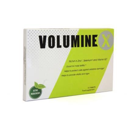 voluminex cápsulas para mejorar el esperma