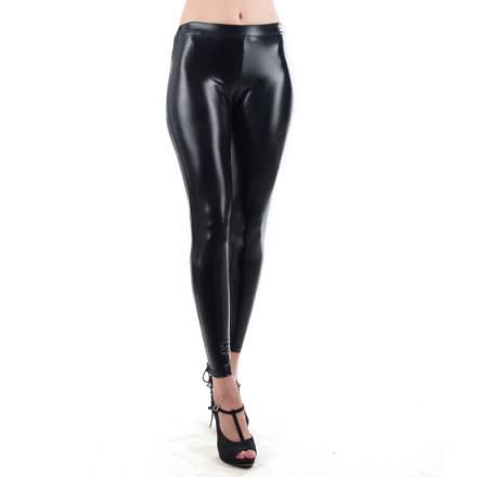 legging catwoman negro