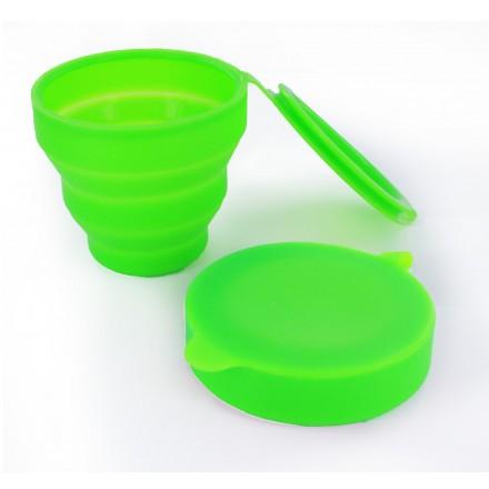 esterilizador de copas verde