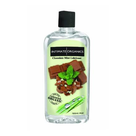 intimate organics chocolate mentolado 120 ml