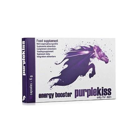 purple kiss para hombre 10 capsulas