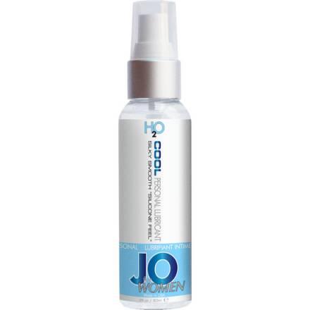 jo for women lubricante h20 efecto frio 60 ml