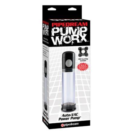 pump worx bomba de ereccion automatica