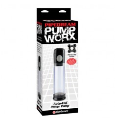 PUMP WORX BOMBA DE ERECCION AUTOMATICA