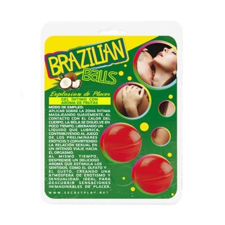 secret play brazilian balls aroma frutas del bosque