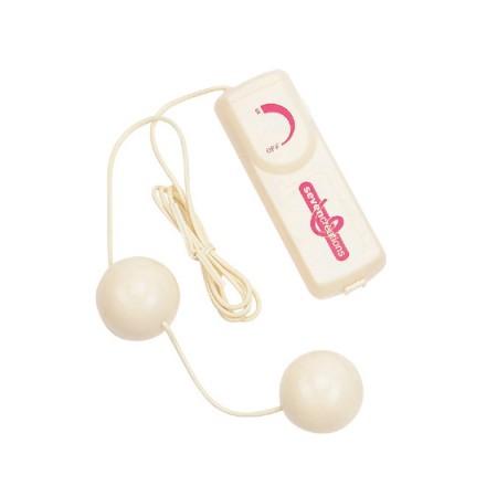 bolas chinas vibradoras blanco
