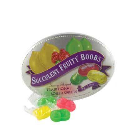 caramelos en forma de pechos