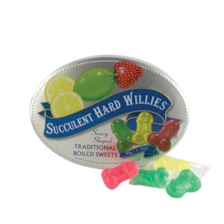 caramelos en forma de pene