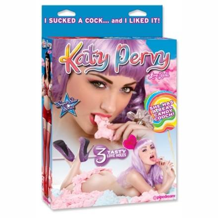 katy pervy muñeca hinchable